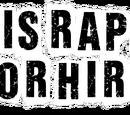 Dis Raps For Hire