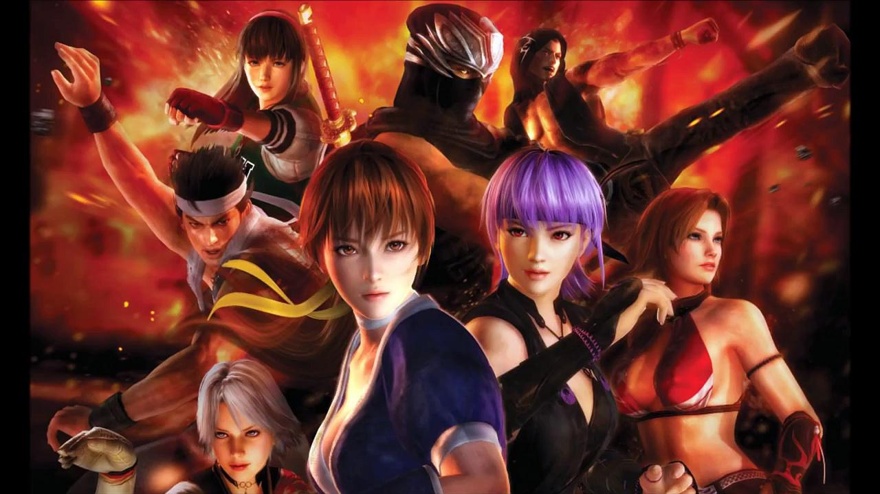 Dead or Alive 5 Ultimate Arcade game tracks