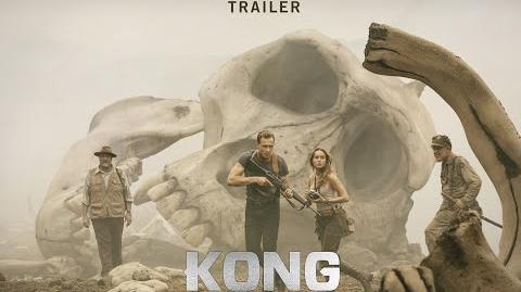 KONG SKULL ISLAND Comic-Con Trailer