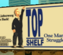 Top Shelf - One Man's Struggle