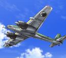 Yokosuka P1Y Ginga