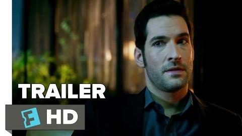Lucifer Trailer Season 2 Comic Con Trailer HD