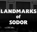 Landmarks of Sodor