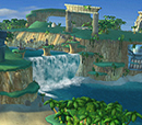 MySims SkyHeroes Locations