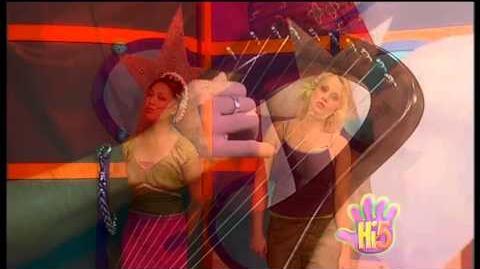 Hi-5 Series 3, Episode 25 (Fantastical pretending)