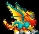 Dragón Glowppy
