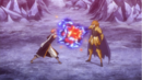 Eclipse Leo absorbing Natsu's flames.png