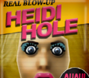 Real Blow-Up Heidi Hole