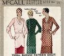 McCall 6353 A
