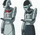 Butler robots