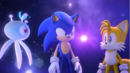 Sonic, Tails and Yacker (Sonic Colors Opening).png