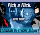 In-Flight Movies: Pick-a-Flick