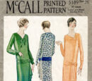 McCall 5189 A