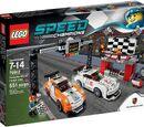75912 Финишная линия гонки Porsche 911 GT