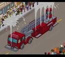 Caminhão Auto-Escada