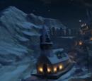 Hogwarts Boat House