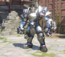 Reinhardt/Skins and Weapons