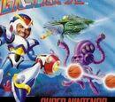 Mega Slam X: Spark Jamdrill
