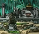 Chi Master Fong's Shrine