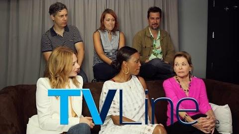 """Arrested Development"" Comic-Con 2015 SCOOP - TVLine"