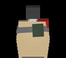 Grenade collante