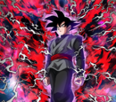 A Future Destroyed Goku Black