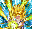 Dashing Light Super Saiyan Goku (GT)