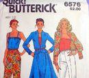 Butterick 6576 C
