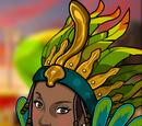 Unnamed Brazilian Woman