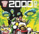 2000 AD Vol 1 1991