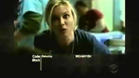 "Code Black 1x04 ""Sometimes It's a Zebra"" Promo"