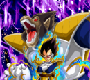 Warrior's Pride Vegeta (Giant Ape)