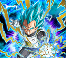 To Greater Heights Super Saiyan God SS Vegeta