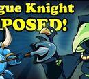 Shovel Knight's Plague...EXPOSED!