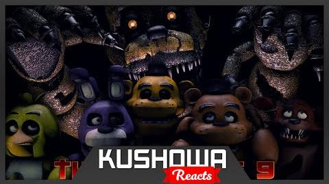 Kushowa Reacts to SFM FNAF Bonnie and Chica The Parents 9