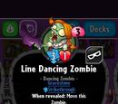Line Dancing Zombie