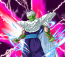 Aloof Warrior Piccolo