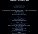 The Secret Life of Pets/Additional Songs