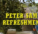 Peter Sam and the Refreshment Lady