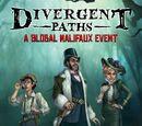 Divergent Paths (12.09.2016)