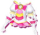 Розовый Нарядный Единорог Корд