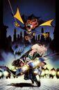 Batgirl and the Birds of Prey Vol 1 2 Textless Variant.jpg