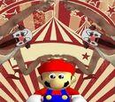 SM64: Mario joins the Circus