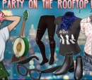Hipster Rooftop Party