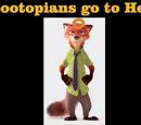 All Zootopians go to Heaven