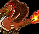 Dragon Olympien de Bronze