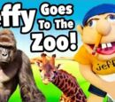 Jeffy Goes To The Zoo!