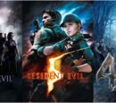 CuBaN VeRcEttI/Capcom anuncia el lanzamiento en tiendas de las versiones HD de Resident Evil 4, 5 y 6