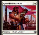 Glint-Sleeve Artisan