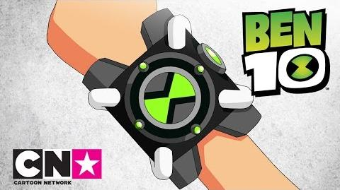 Ben 10 Wkrótce Cartoon Network
